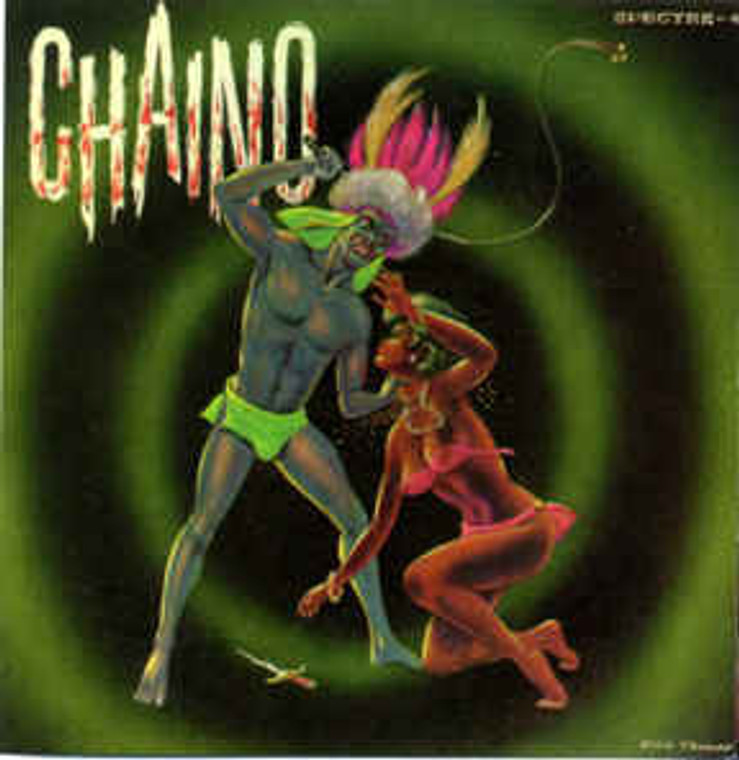 CHAINO - Eye of the Spectre (50s  African percussion genius ) CD