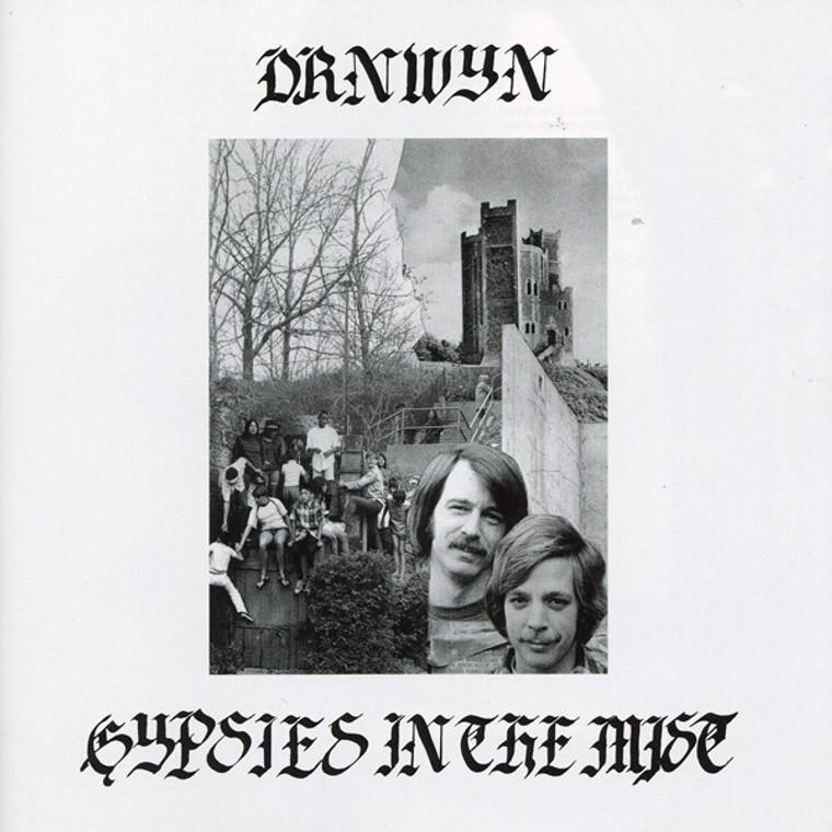 DRNWYN  - Gypsies in the Mist (private press 1978 of U.S. psych duo)  CD