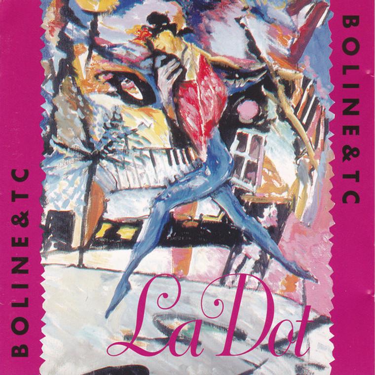 BOLINE & TOMRERCLAUS - LA DOT (1976-1978) SALE! CD