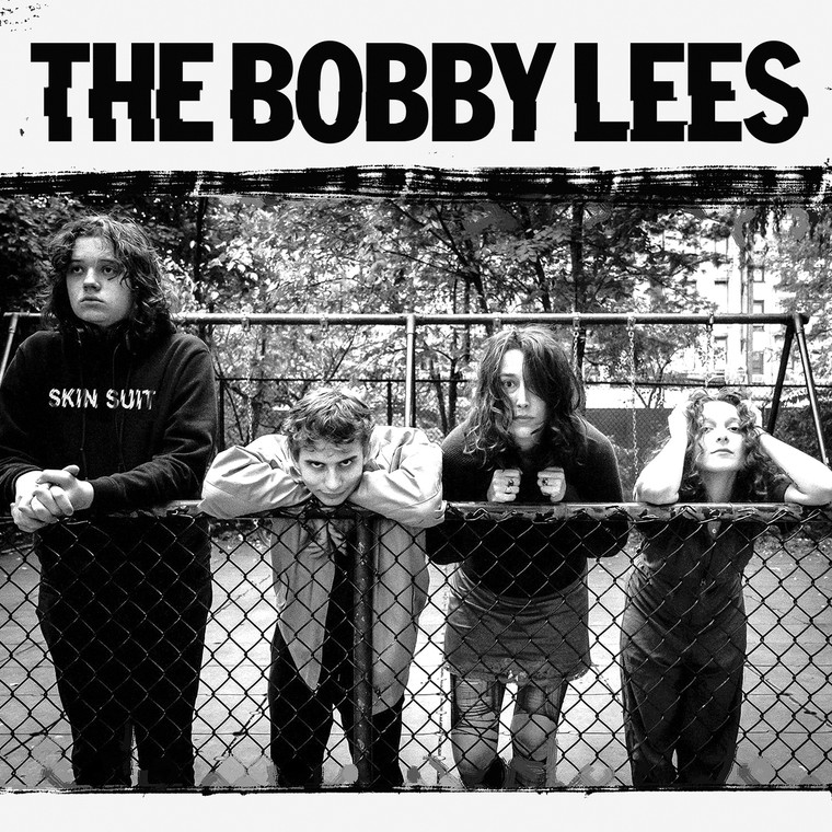 BOBBY LEES - Skin Suit(produced by underground punk legend Jon Spencer of the Blues Explosion!)  BLACK VINYL