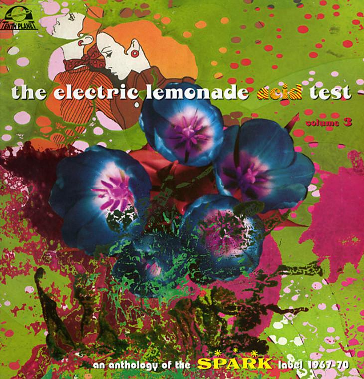 ELECTRIC LEMONADE ACID TEST -Vol 3  (60s and 70s UK Psych Pop-An Anthology Of The Spark Label 1967-1970)COMP LP