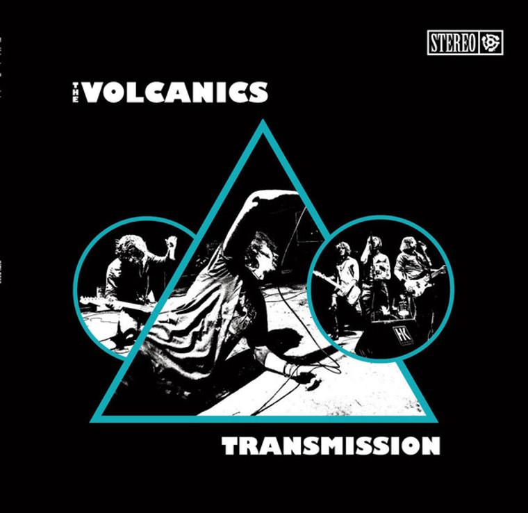 VOLCANICS  -TRANSMISSION (Scientists,Stooges/MC5 style)  CD