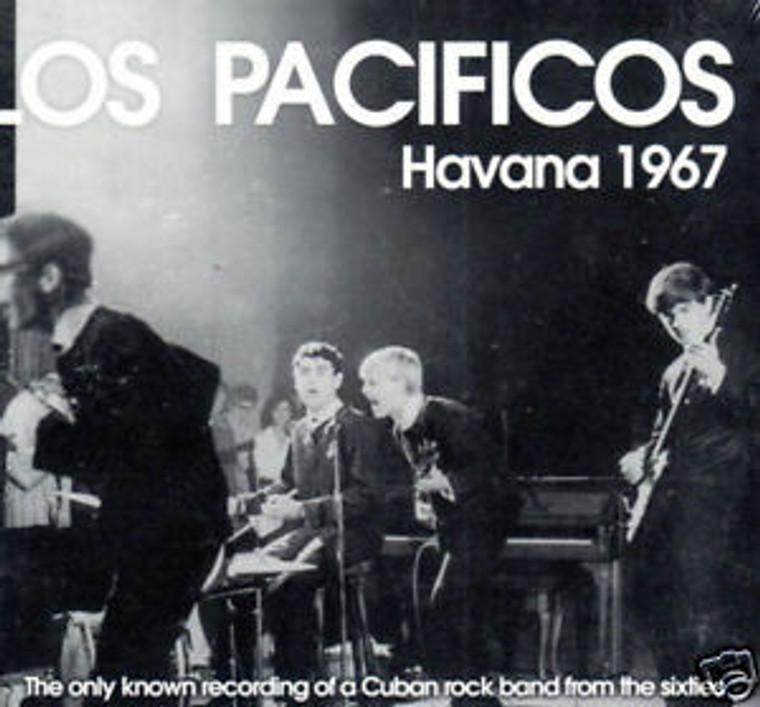 LOS PACIFICOS - Havana 1967(Beatles/Kinks style)SALE! CD