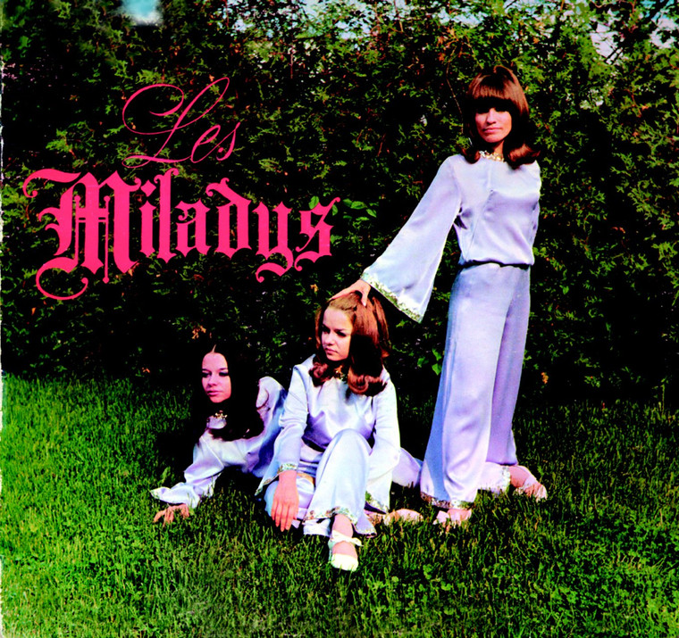 MILADYS, LES   -ST (60s Canadian girl band)  CD