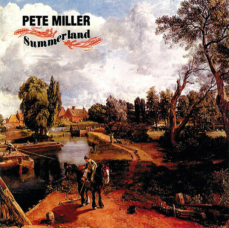 MILLER, PETE( BIG BOY PETE ) Summerland( 1966-68- more psych adventures of England freakbeat king!)   CD