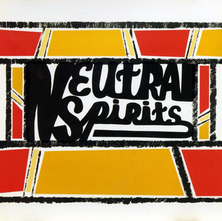 NEUTRAL SPIRITS -ST (1972 private press psych jewel) CD