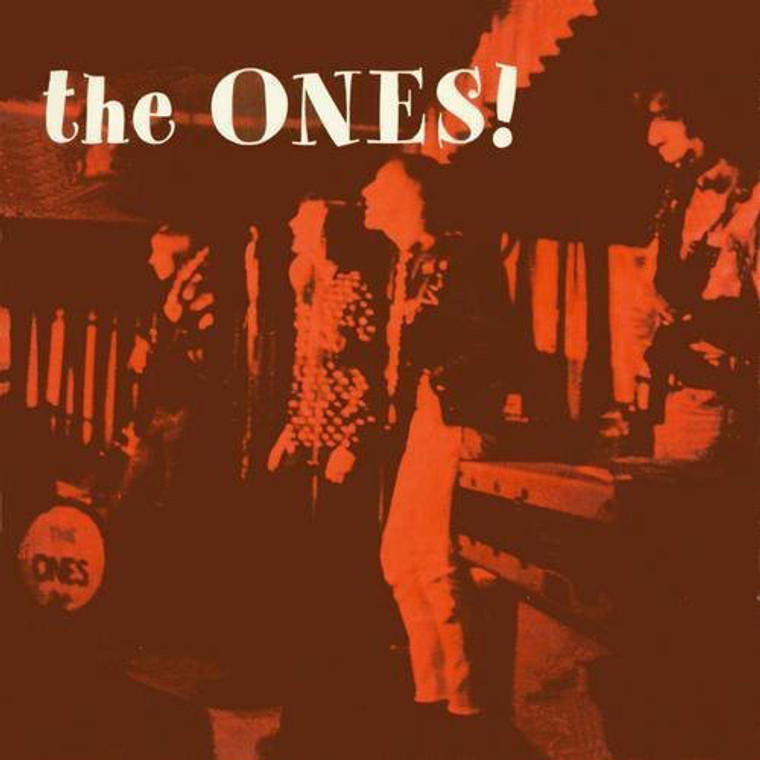 ONES! -VOLUME ONE (1966 Connecticut psych gem)  CD