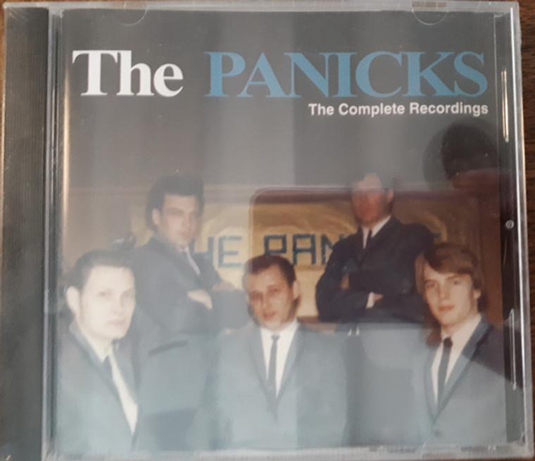 PANICKS-COMPLETE RECORDINGS (Ohio 60s psych garage)CD