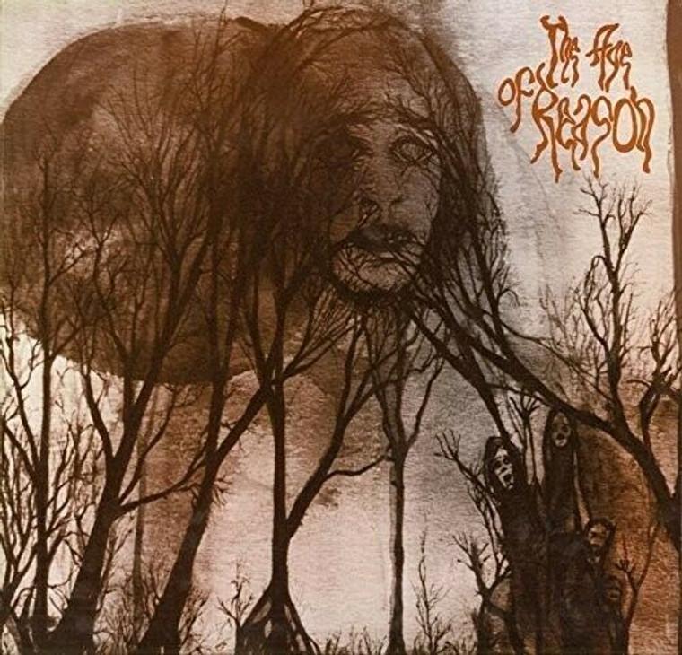REASON   - Age of Reason(1969 gem of heavy organ-driven rock) CD