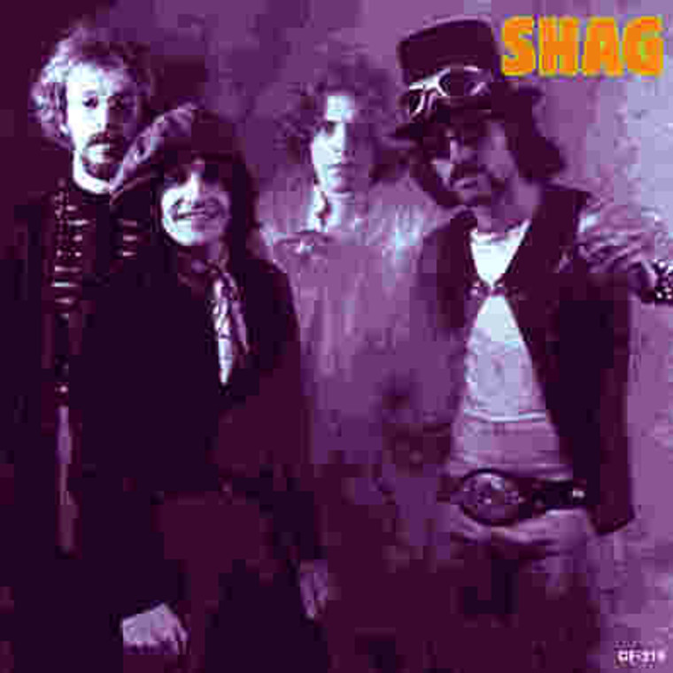 SHAG  - 1969 (Wisconsin rare psych)CD