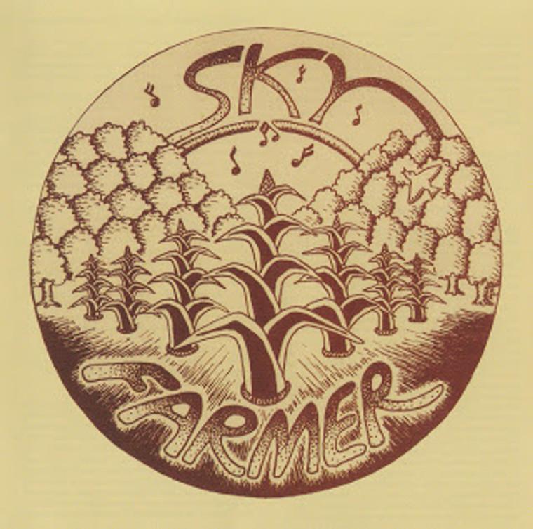 SKY FARMER - Amazing Grace (1971 country blues psych) CD