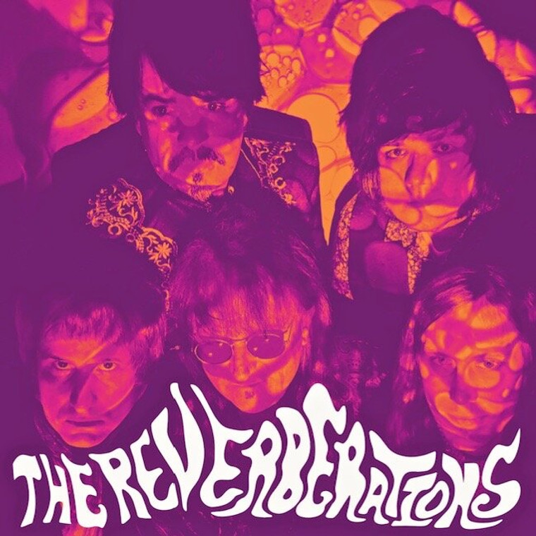REVERBERATIONS  (Beatles style pop psych) 45 RPM