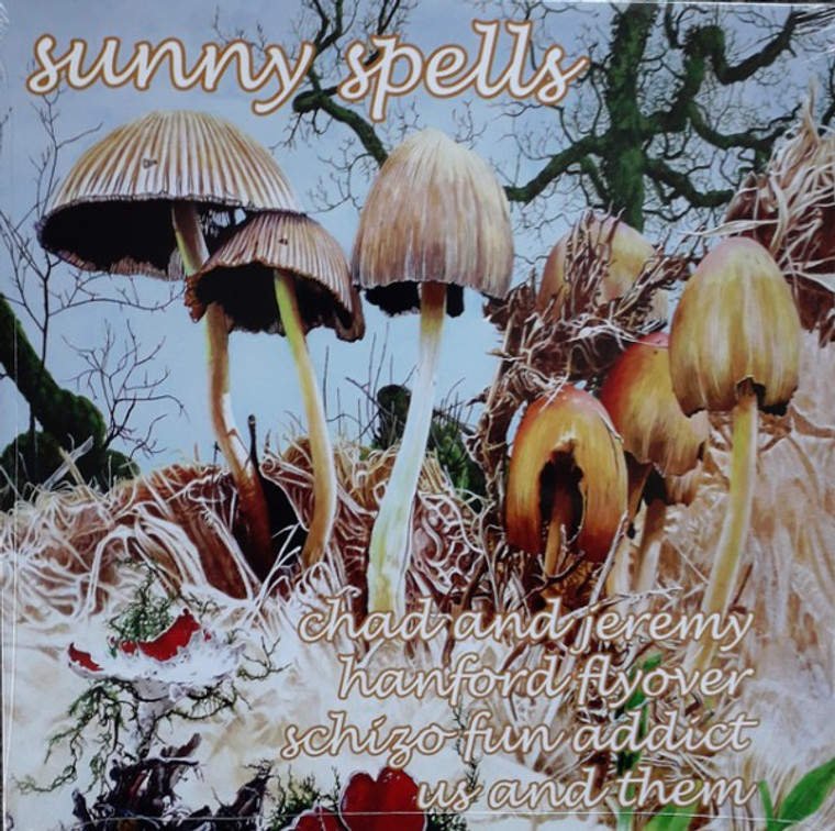 SUNNY SPELLS   - with CHAD AND JEREMY  (Yellow)  45 RPM
