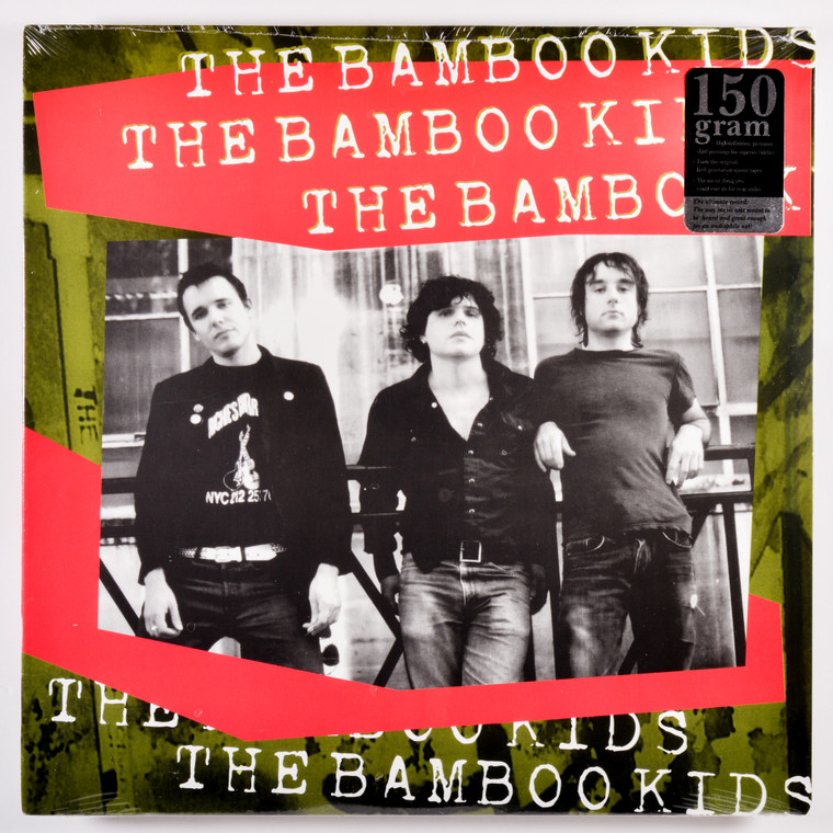 BAMBOO KIDS   -ST (Clash/Heartbreakers style NYC power trio)   CD
