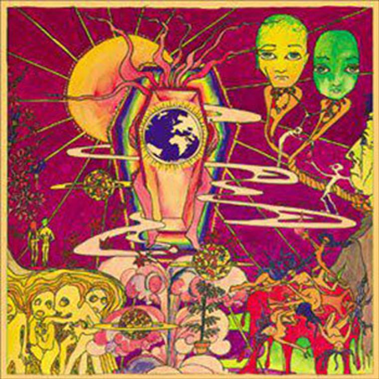 BIG BOY PETE  -World War 4  (1969 by UK KING OF FREAKBEAT) CD