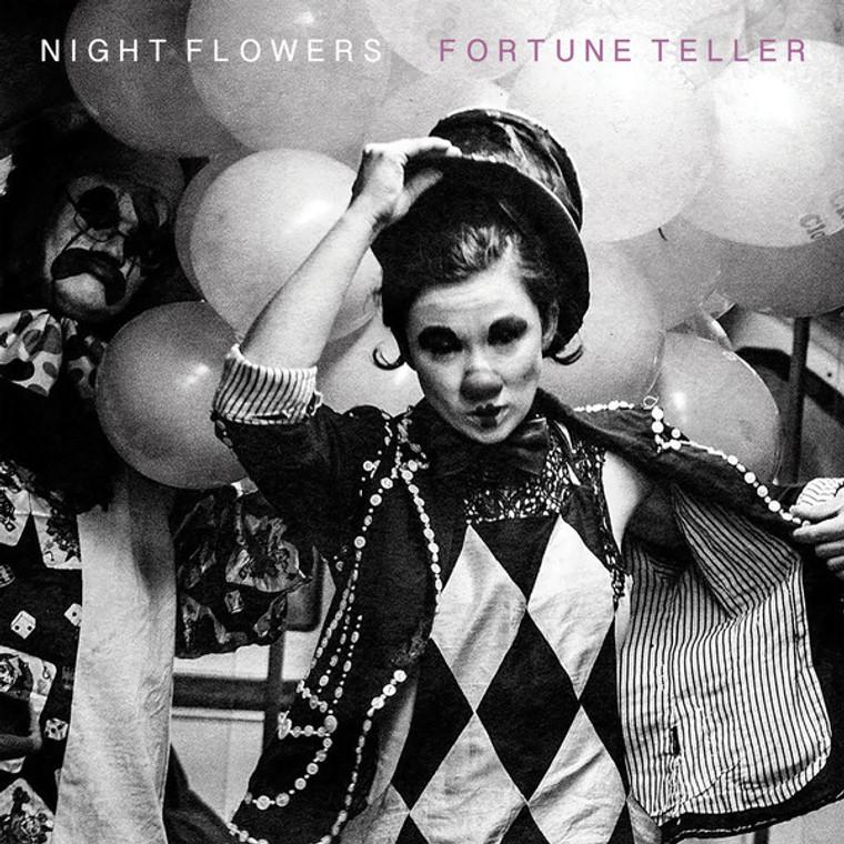 NIGHT FLOWERS  - FORTUNE TELLER (UK 70's/80s style dream pop)  CD