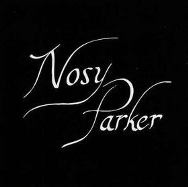 NOSY PARKER -ST (RARE and CLASSIC 1975 Brit psych/prog)  CD