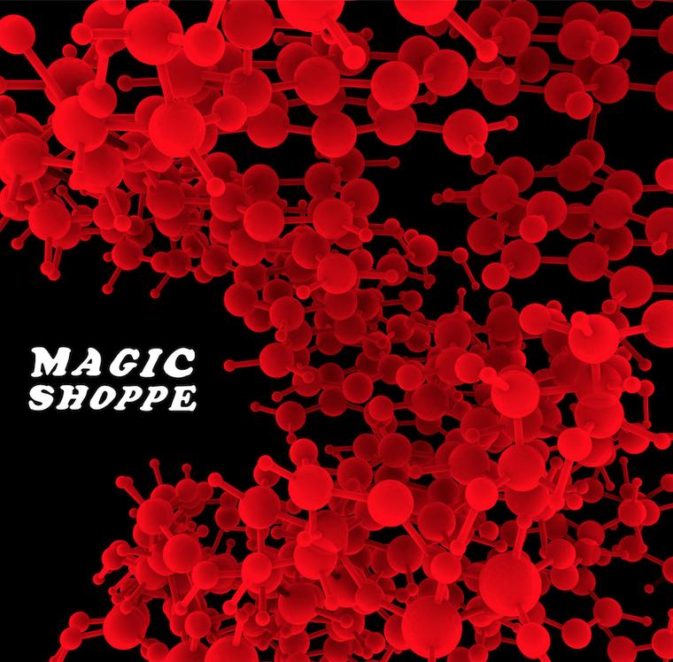 MAGIC SHOPPE (Byrds style fuzz psych) 45 RPM