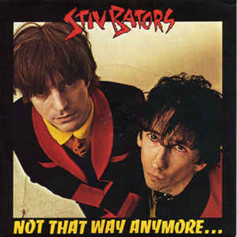 BATORS , STIV - PIC SLV ONLY! NOT THAT WAY ANYMORE  (MUNSTER) -