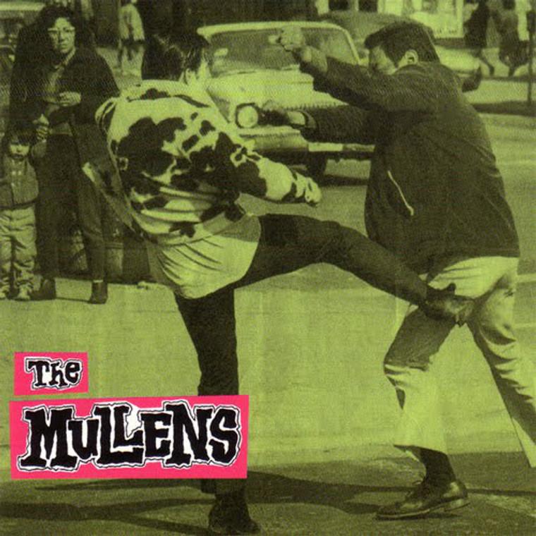 MULLENS  -ST (Texas jangly garage-punk )  CD