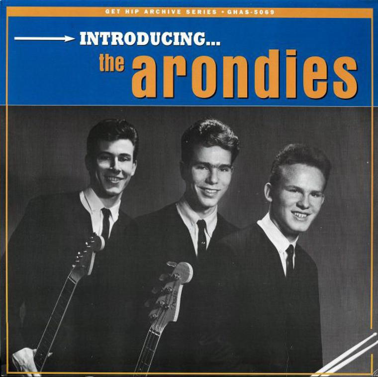 ARONDIES  - Introducing (60s teen garage) CD