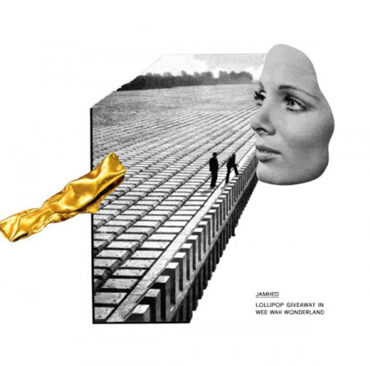 JAMHED   -LOLLIPOP GIVEAWAY IN WEE WAH WONDERLAND (psych pop)SALE! CD