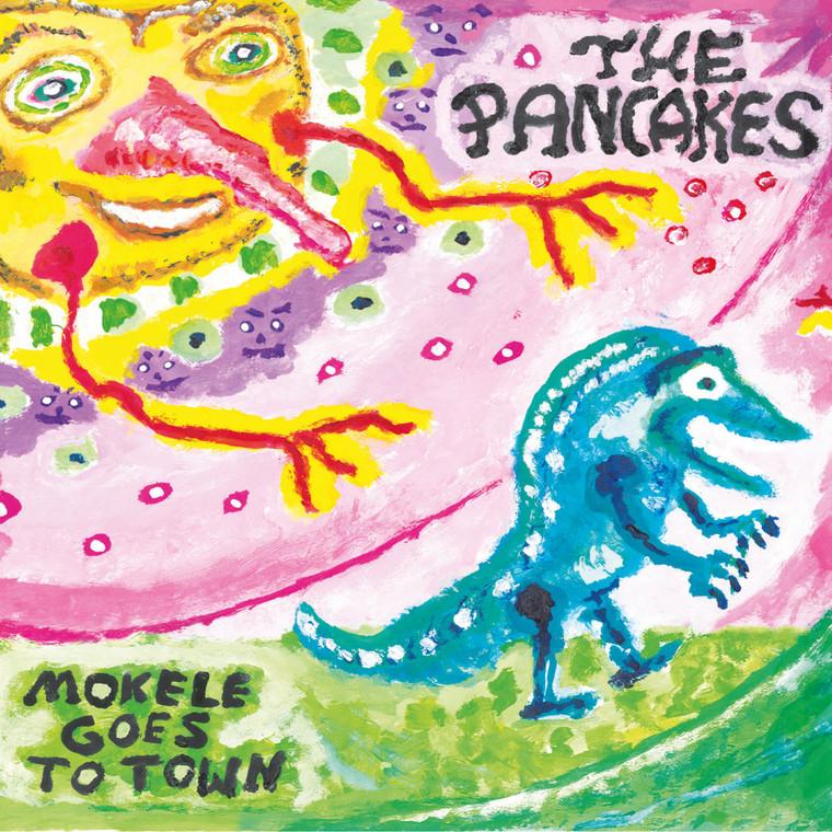 PANCAKES   -MOKELE GOES TO TOWN (German psych kraut surf)  SALE! CD