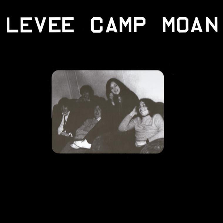 LEVEE CAMP MOAN  -ST (1969 blues based rock) SALE!  LP