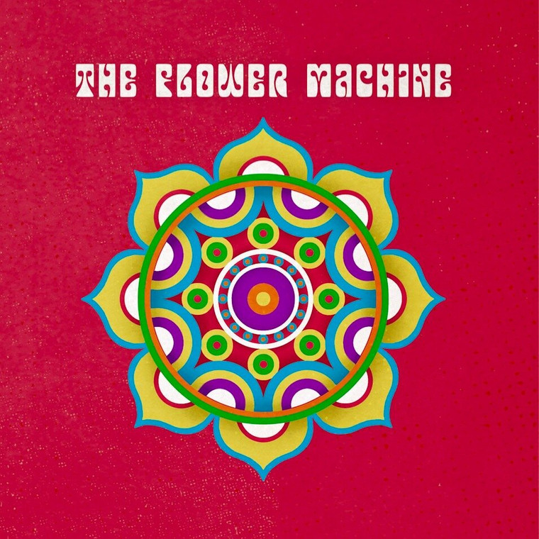 FLOWER MACHINE  - Through a London Window-  45 RPM