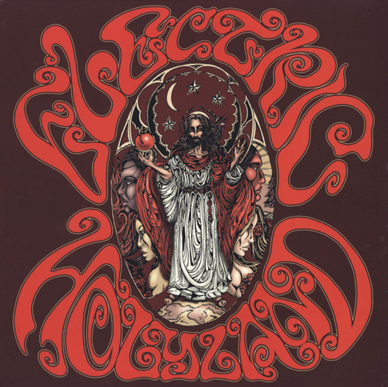 ELECTRIC HOLYLAND   -  VA (fuzz drenched 70s psych) COMP LP