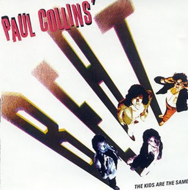 COLLINS , PAUL BEAT  - KIDS ARE THE SAME  (NERVES / BREAKAWAYS ) CD
