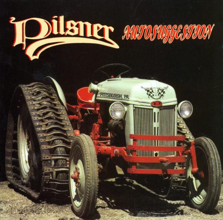 PILSNER   -AUTOSUGGESTION (Iggy,Ramones,Thunders style!)  CD