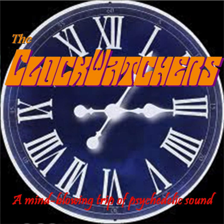 CLOCKWATCHERS  -A MIND BLOWING TRIP OF PSYCHEDELIC SOUND-  CD