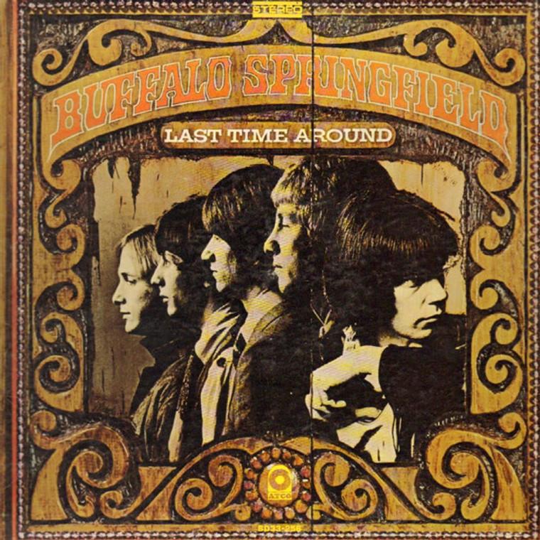 BUFFALO SPRINGFIELD-Last Time Around   (Rhino Summer Of '69 )  LP