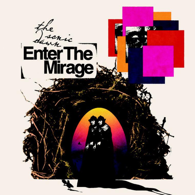 SONIC DAWN   - ENTER THE MIRAGE (raw stoner psych)  LP