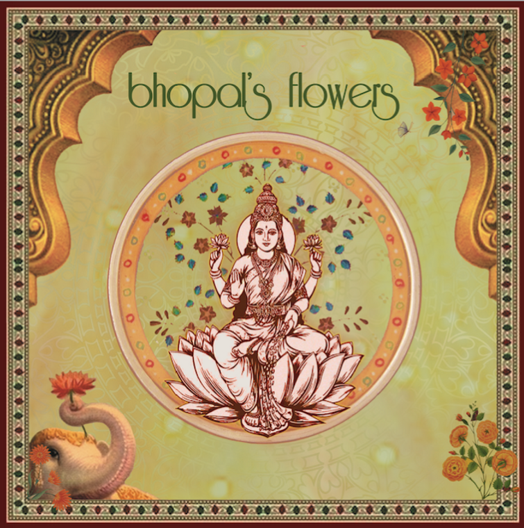 BHOPAL'S FLOWERS  - Diamond Queen-  45 RPM