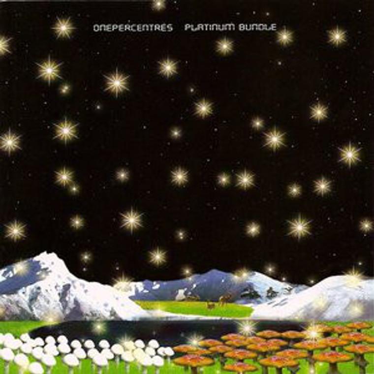 ONEPERCENTRES   -PLATINUM BUNDLE (ultra-catchy Japanese pop)  CD