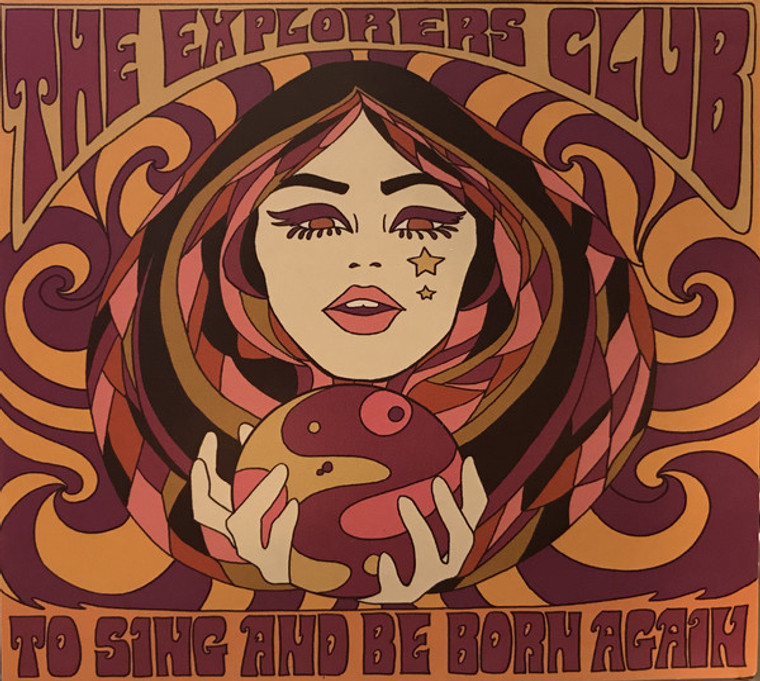 EXPLORERS CLUB  - TO SING AND BE BORN AGAIN (Turtles, Paul Revere. Zombies covers!)   CD