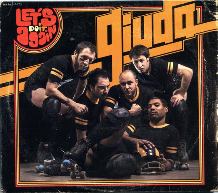 GIUDA  -LET'S DO IT AGAIN (70s glam rock)  SALE! CD