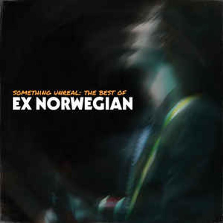 EX NORWEGIAN  -SOMETHING UNREAL: THE BEST OF(POWERPOP)  LP