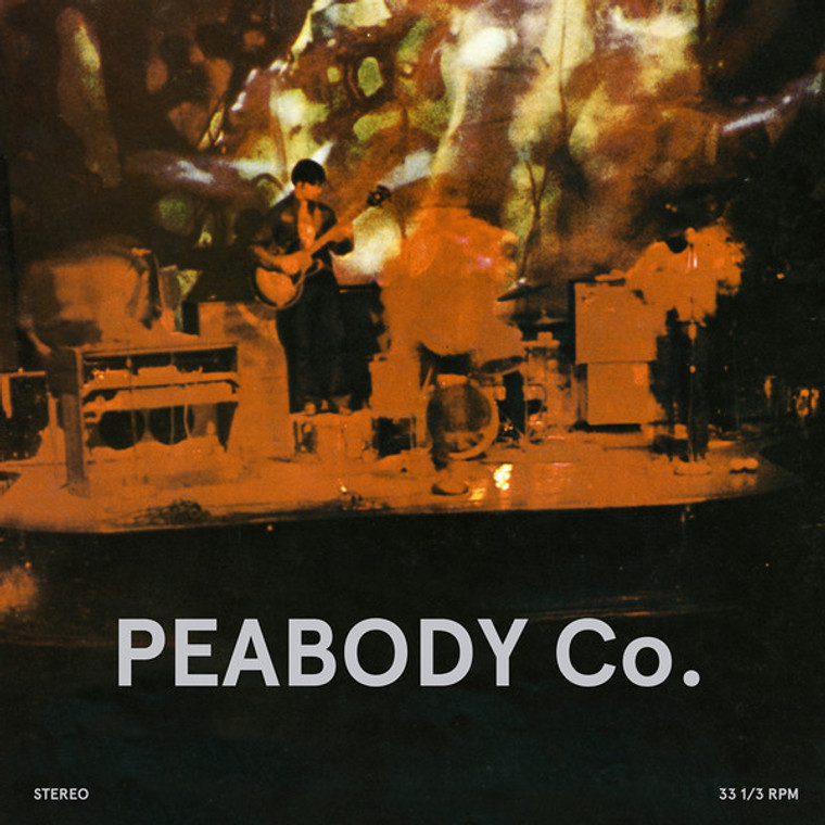 PEABODY CO   -ST (Late '60s acid-punk/garage-psych) LP