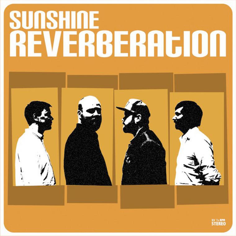 SUNSHINE REVERBERATION  -ST (garagepunk,psych/ krautrock)  CD