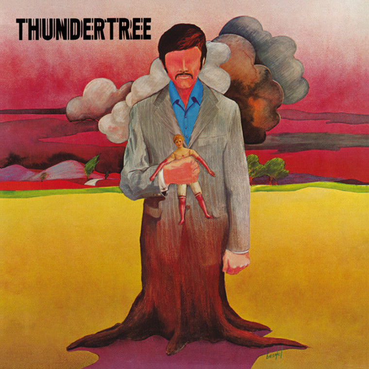 THUNDERTREE-ST (70s Mpls killer fuzzed out garage)   SALE! LP