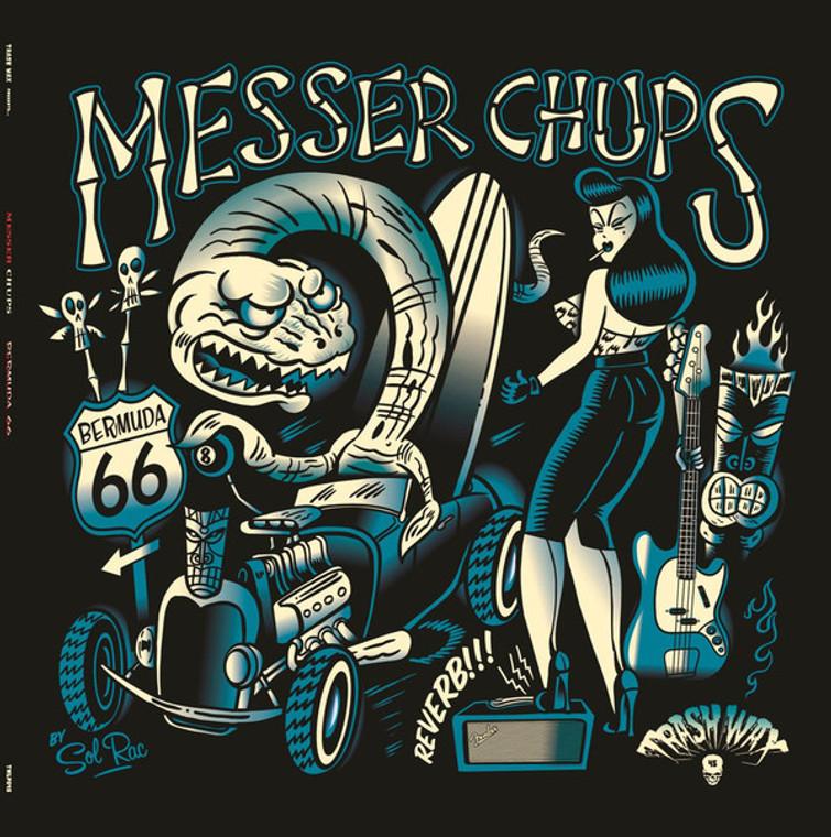 MESSER CHUPS   -Bermuda 66 (instro surf) LP