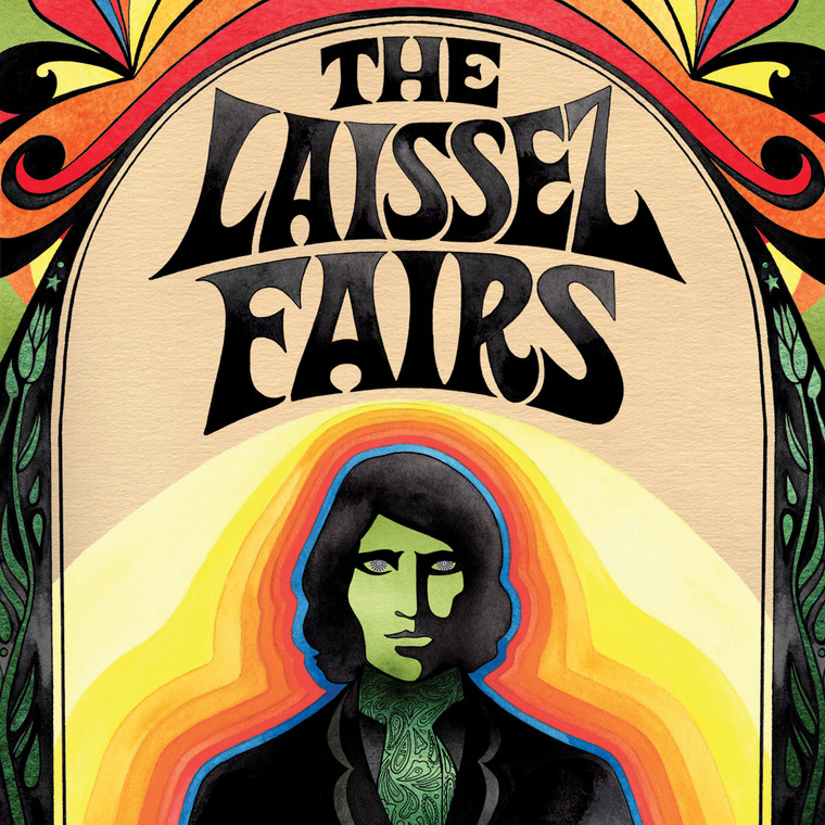 LAISSEZ FAIRS   -10,000 Tomorrows- IYL Roger McGuinn. Fairport Convention. Lord Dunsany. The Who.   45 RPM