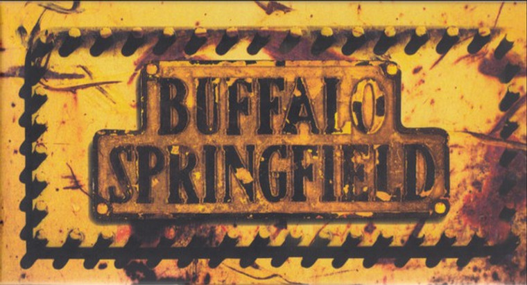 BUFFALO SPRINGFIELD- 4 CD BOX SET - 2001 release with 80 page book w rare photos