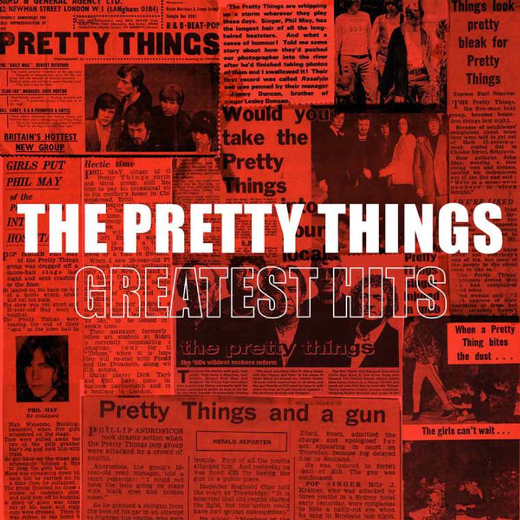 PRETTY THINGS  -GREATEST HITS -LTD ED DBL CD