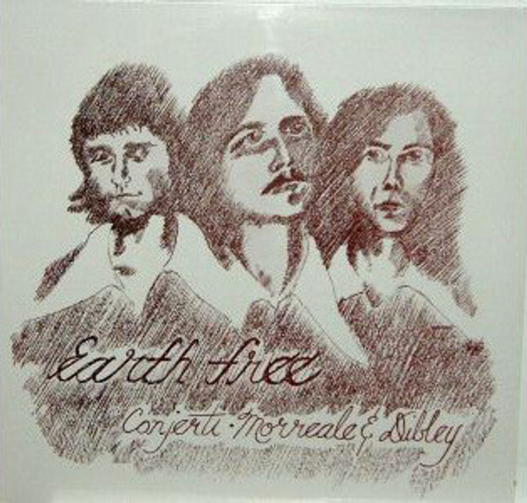 CONJERTI, MORREALE & DIBLEY  -Earth Free (1970's IYL Neil Young,CSNY )LP
