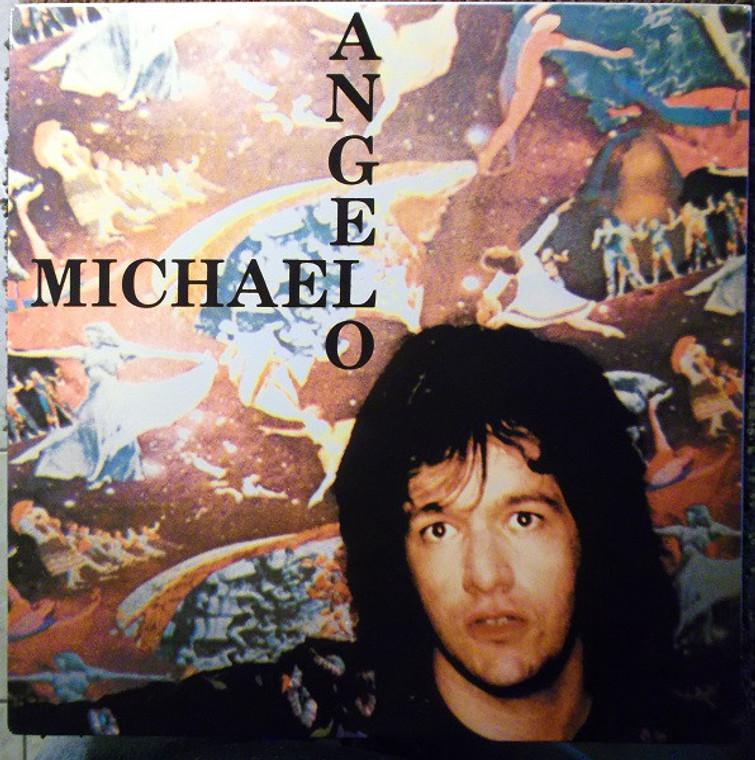MICHAEL ANGELO  - ST  AKA The Guinn Album (lost 70s psych pop classic)  LP