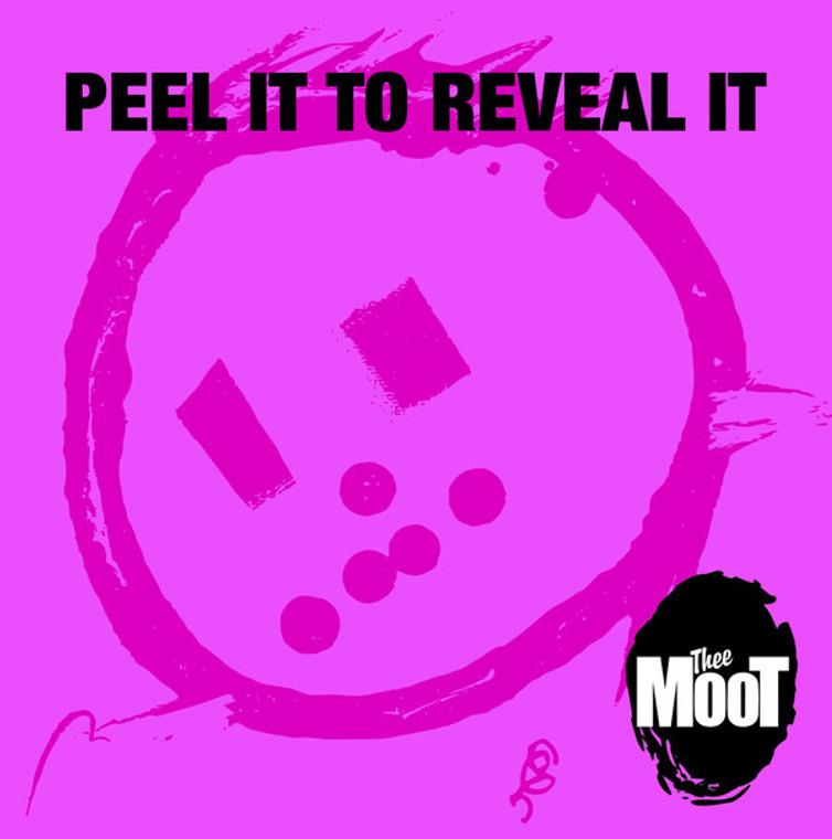 MOOT   -Peel it to Reveal it (Paisley-hued pop psych) CD